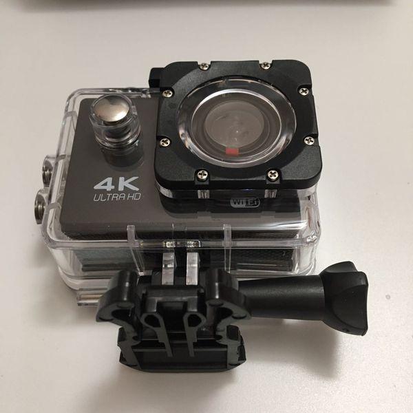 """best selling 1080P Full HD Sport Camera Waterproof DV 4K Action camera Allwinner 4K 30fps sport WiFi 2.0"""" 170D Helmet Cam underwater waterproof pro"""