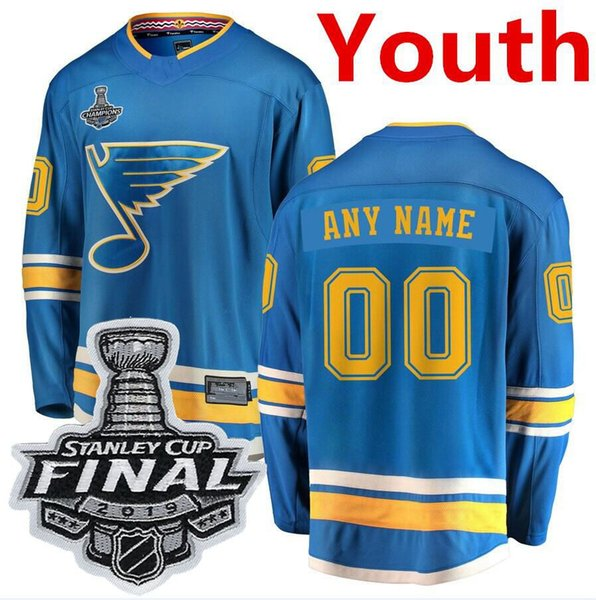 Patch finale alternata Youth Blue