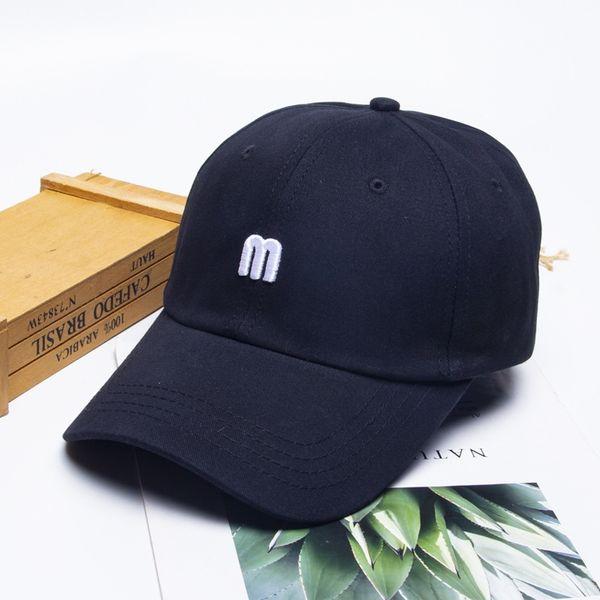 Tridimensional del bordado de la marca M-Blac
