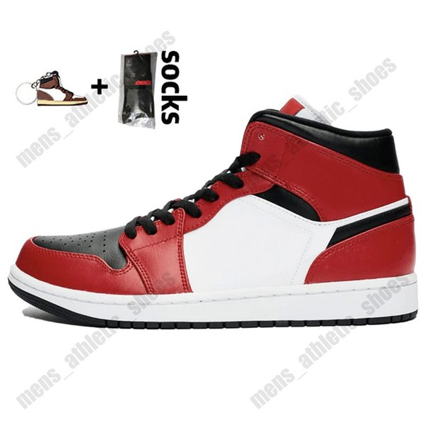 Item10 Mid Chicago Black Toe 36-46