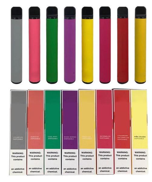 De várias cores
