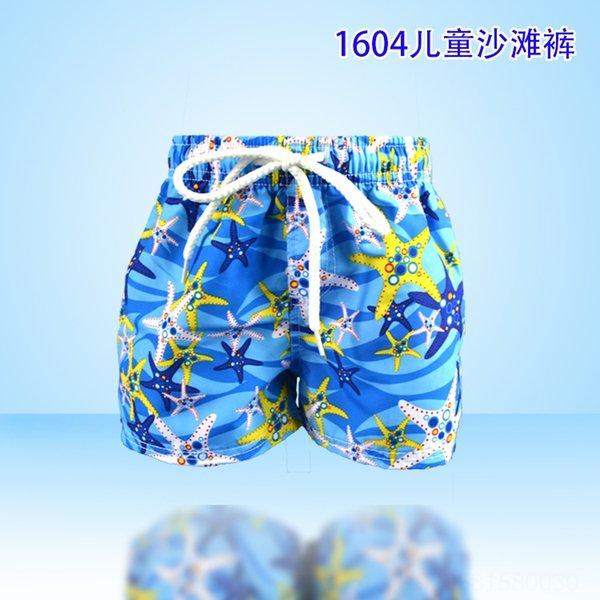 Pantalones K1604 playa para niños