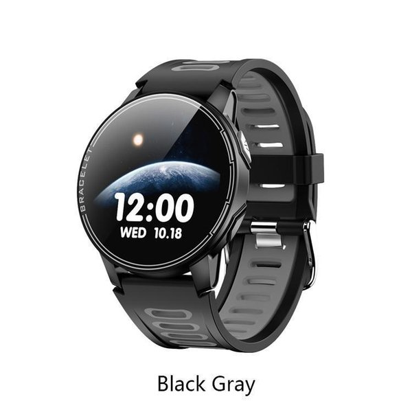 Black Grey Strap