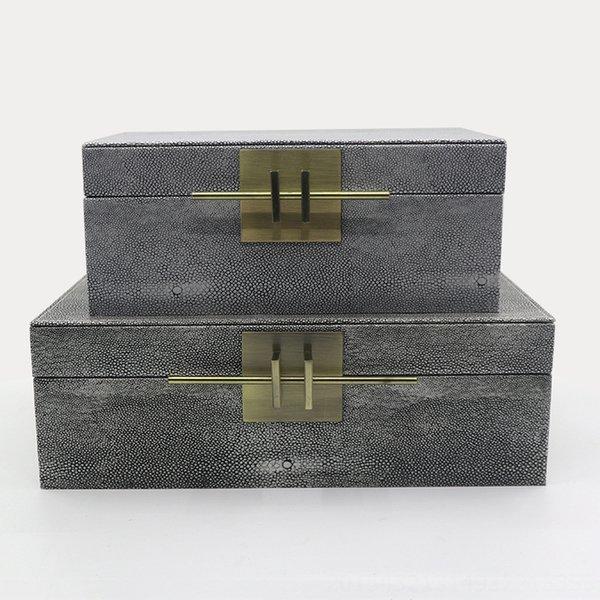 Silver Gray Devil Fish-Small Box