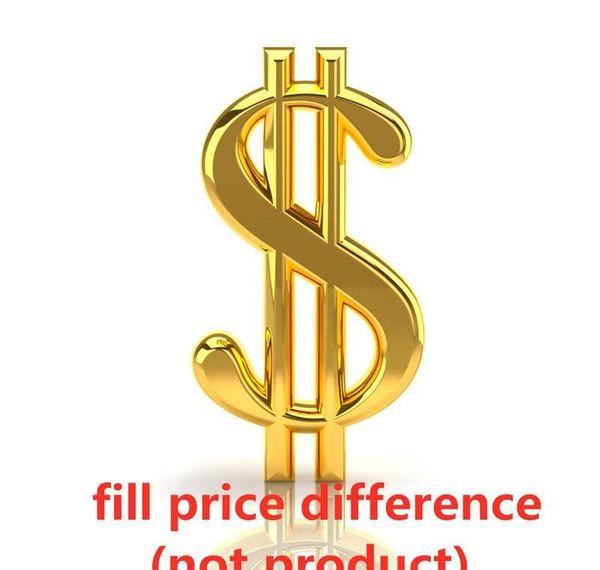 Fill Differenza prezzo (non prodotto)