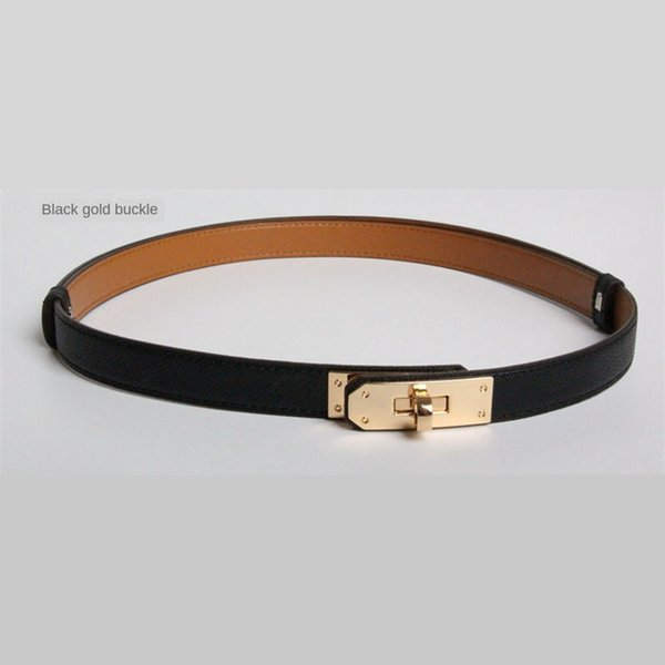 1Pcs_#Black/Gold buckle_ID915058