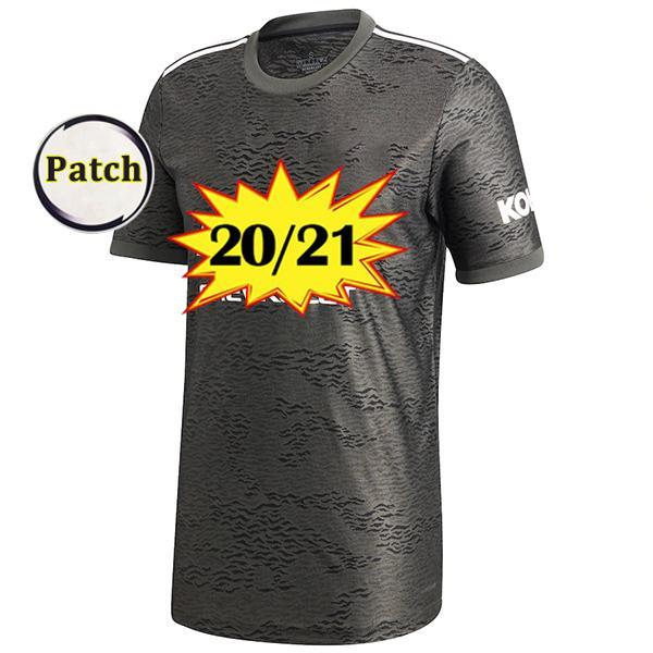 20/21 Away + Patch