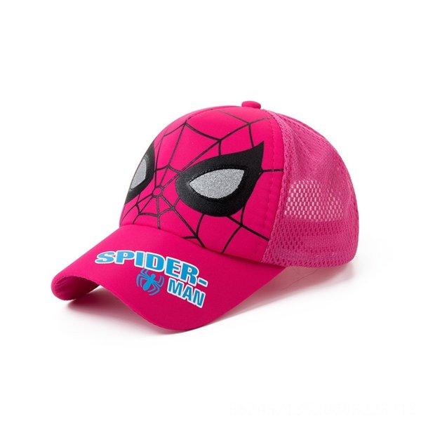 hombre rosa rosada de la araña