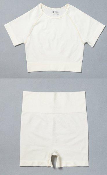 White Top Short