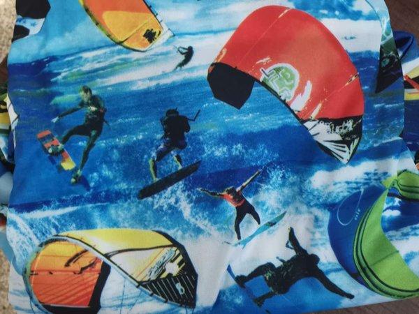 Surf blu