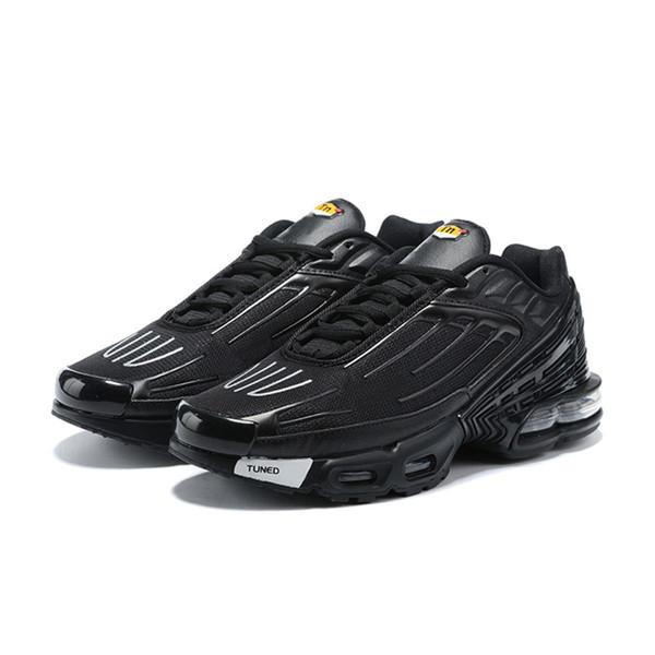 Black 39-45 ile C6 Üçlü Siyah
