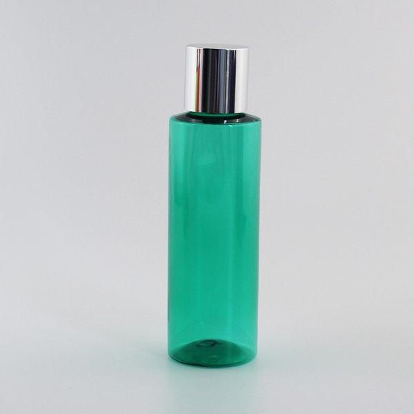 120мл Бирюзовый бутылки ПЭТ