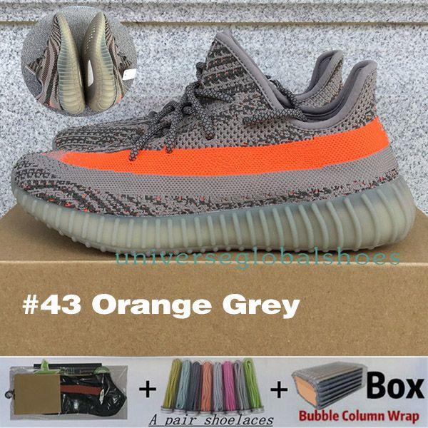 # 43 gris orange