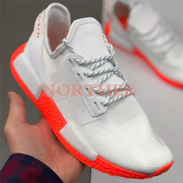 weiß orange