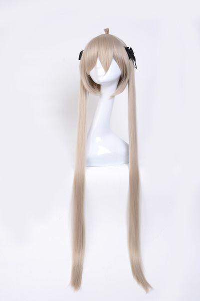 El espacio de borde de la peluca