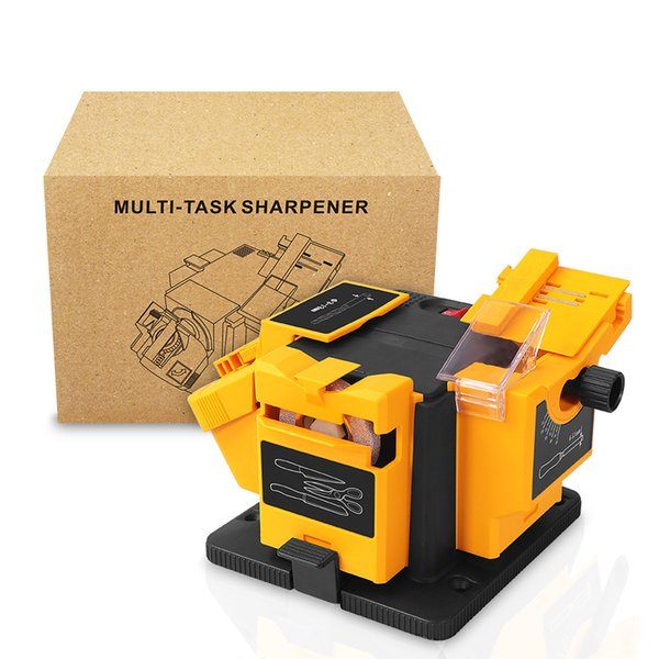 top popular 96W 3in1 Multifunction sharpener Household Grinding Tool sharpener drill for knife Twist drill HSS drill scissor chisel 2021