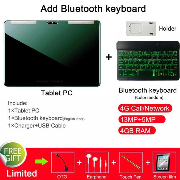 Adicionar teclado BL