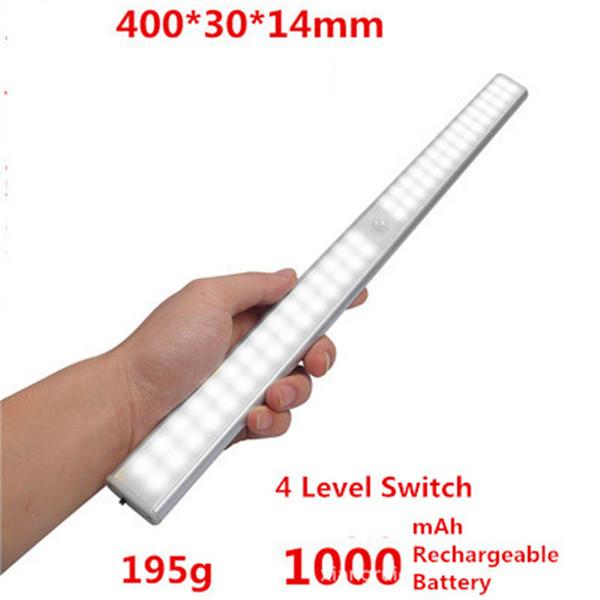 60 LED Şarj edilebilir Soğuk beyaz