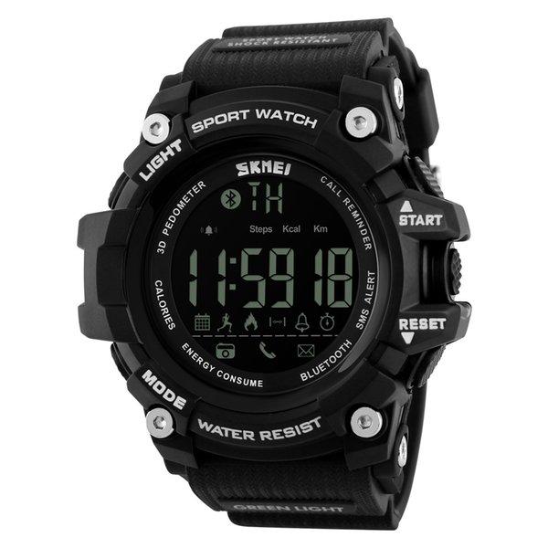 Smart Black Watch