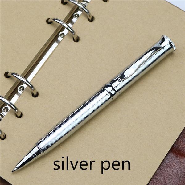 القلم الفضي