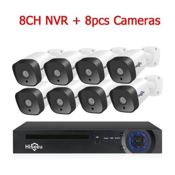 Ни один 8-канальный видеорегистратор 8 камер