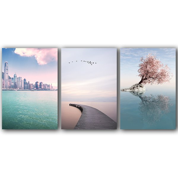 3pcs Set-10x15cm No Frame