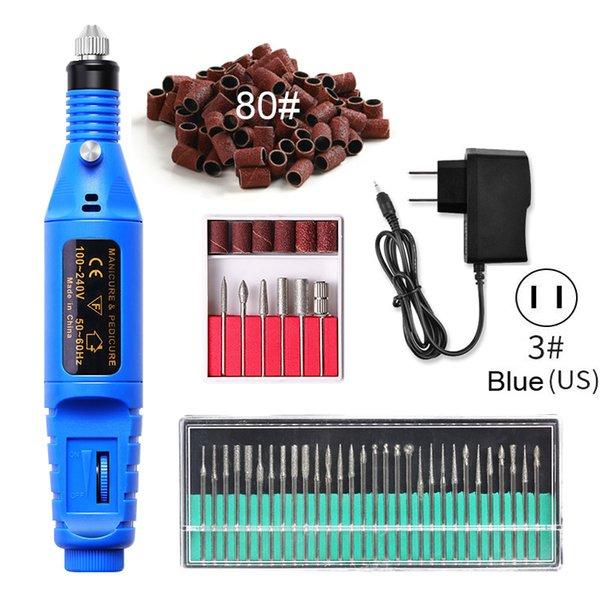 US Plug Blue3