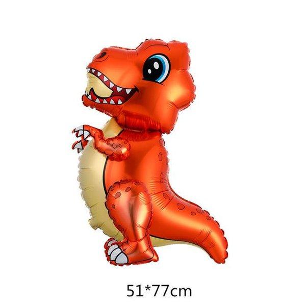 turuncu dinozor