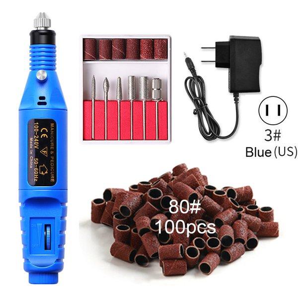 US Plug Blue7