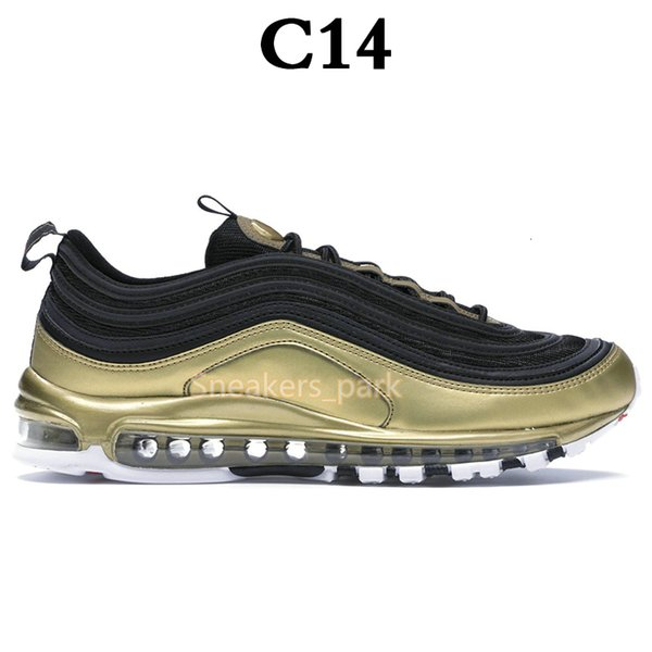 C14-Black Metallic Gold