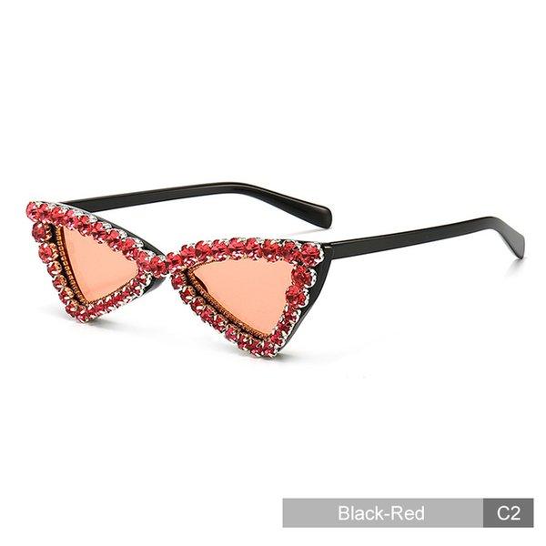 C2 preto-vermelho