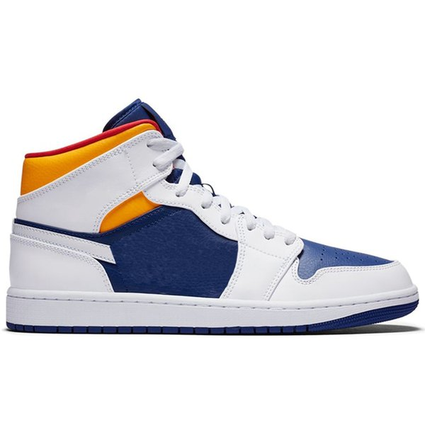 1s-Mid Royal Blue Laser Orange