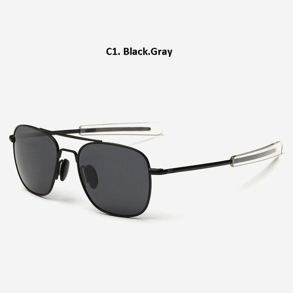 C1 Schwarz. Grau