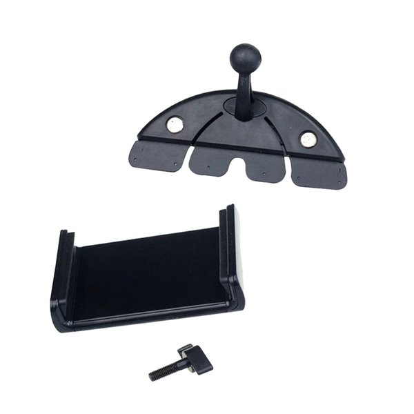 best selling Universal 360 Degree Rotation CD Slot Phone Holder for Smartphones CD Car Mount