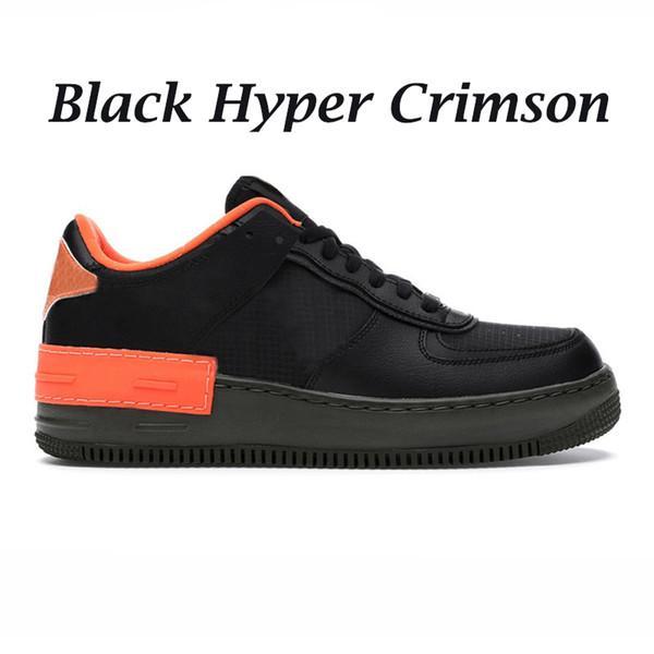 # 14 Black Hyper Crimson 36-45