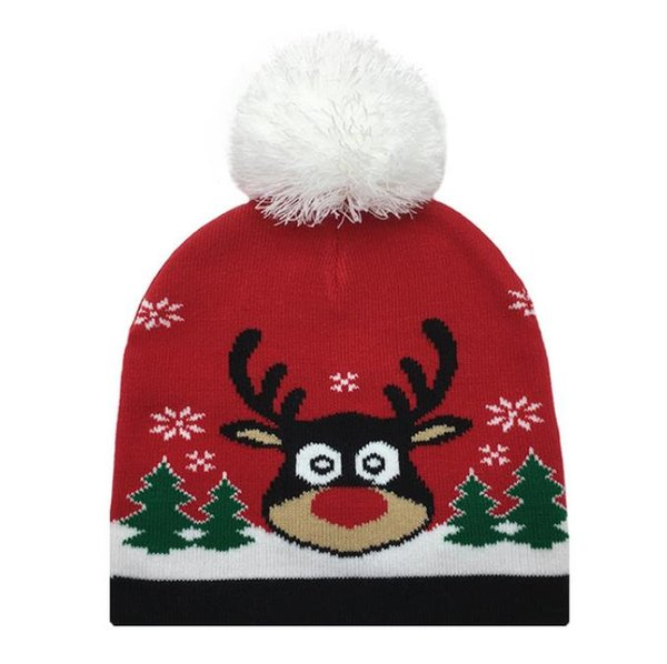 # 4 Cappello Berretti di Natale