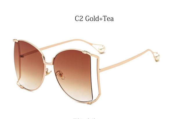 C2 goldene tee.
