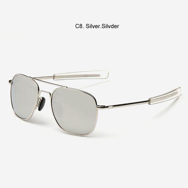 C8 Silber.Silber