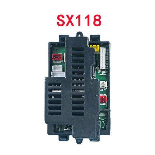 SX118 receiver