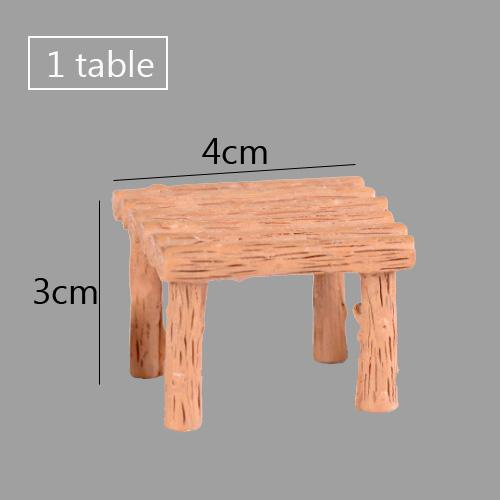 1 table