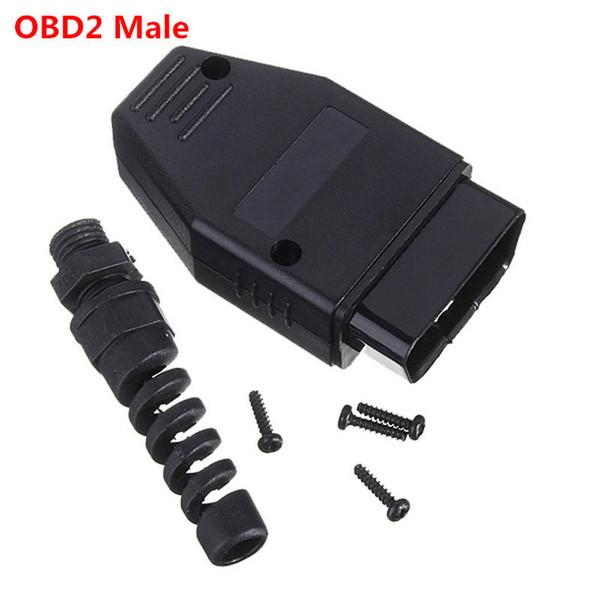 OBD2 남성 쉘