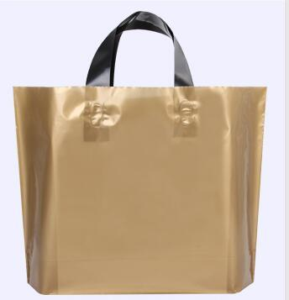 Oro 35x25cm x 10cm 50 bolsas en blanco