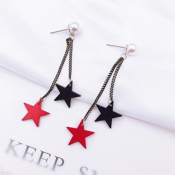 Black Red Star 28