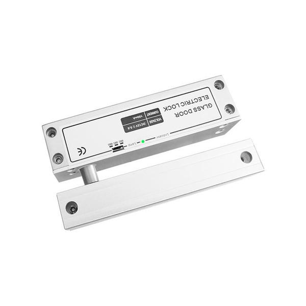 best selling frameless glass door electric bolt lock Right door open 2 line Access Control system Lock electronic door lock