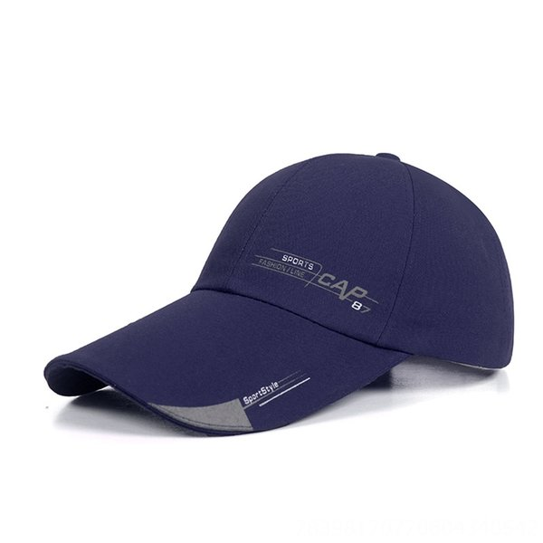 Lienzo azul-Cap ajustable
