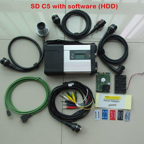 SD C5 com 320G HDD