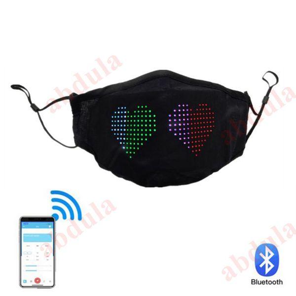 APP Controlled LED Mask
