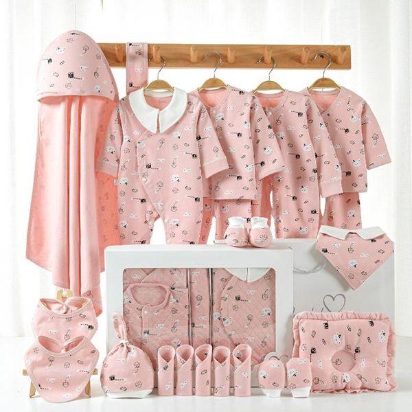 тонкий розовый-22pcs
