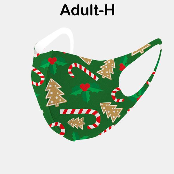 Взрослый H