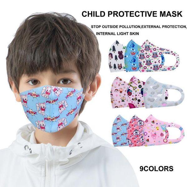 niños impresos algodón FY9046